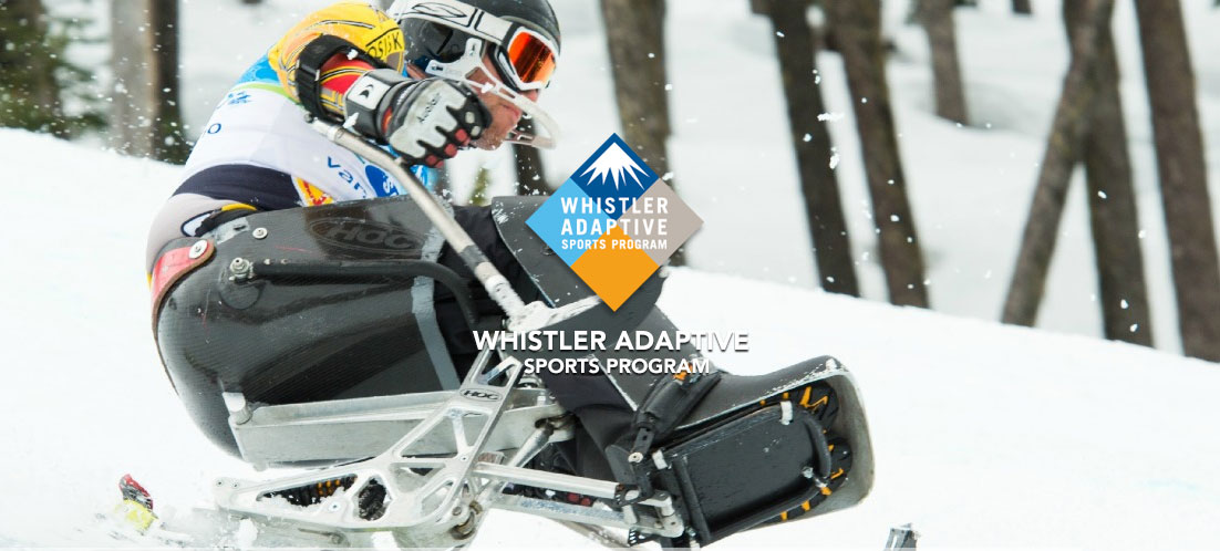 Whistler Adaptive Sports Program Logo