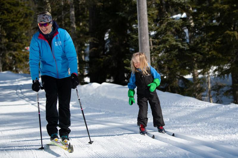 Nordic Skiing for all ages