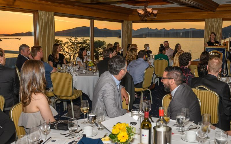 2019 Gala at the Royal Vancouver Yacht Club