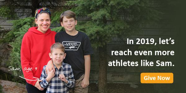 Donate Today - Your Donation Funds Adaptive Athletes!