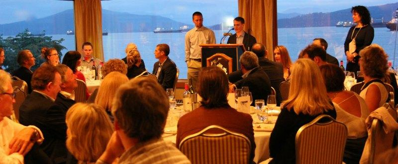 The Whistler Adaptive Gala Fundraiser at the Royal Vancouver Yacht Club