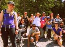 Celebrate the life of a friend or loved one by donating to Whistler Adaptive.